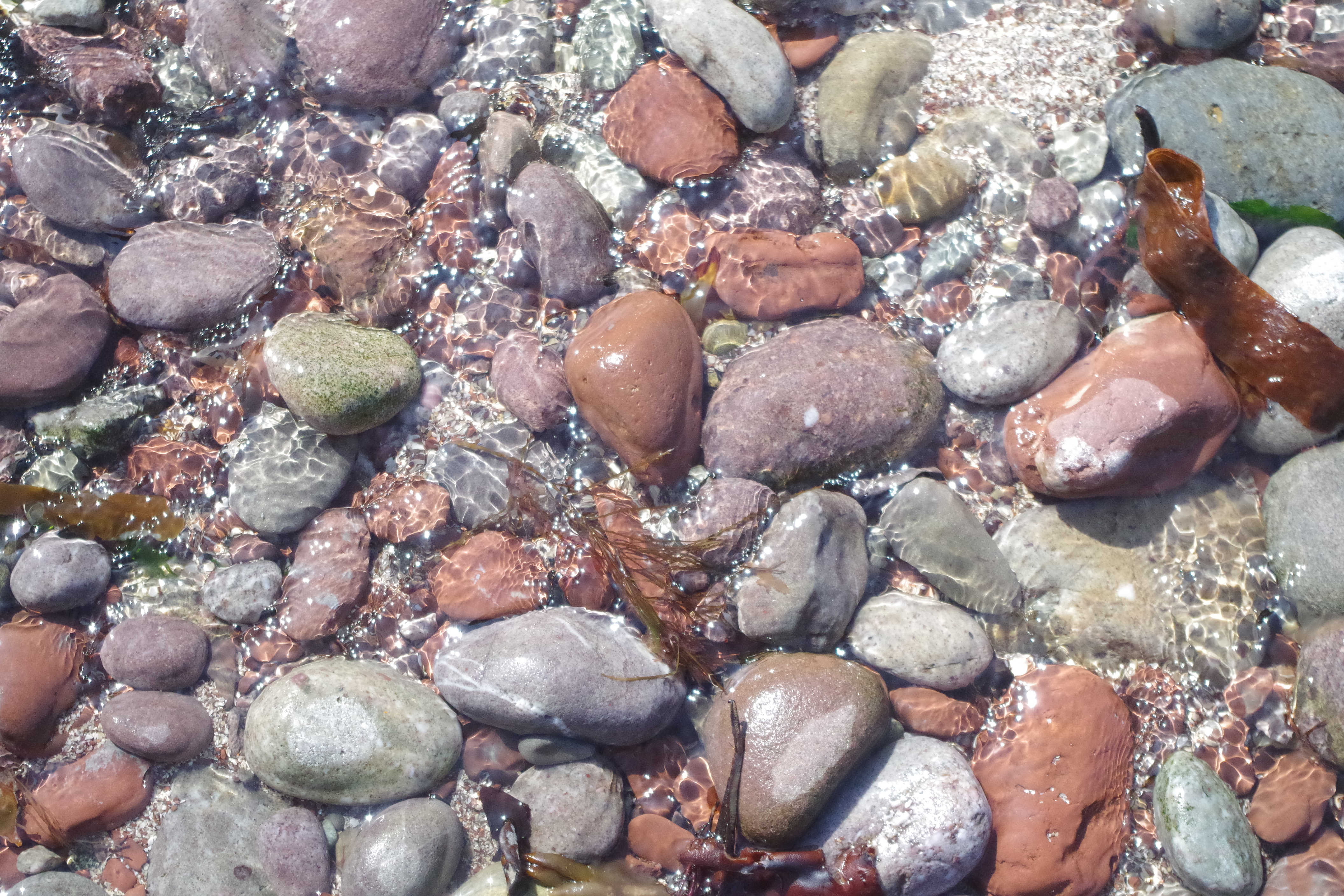 'Light, Water and Rocks' Pembrokshire, Wales
