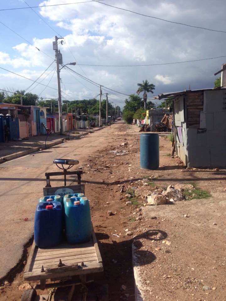 Trench Town, Jamaica