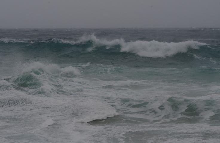 Stormy Seas, Cornwell